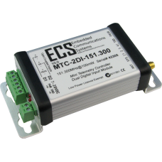 MTC-2DI-433.920 : MTC Dual Digital Input Transmitter. UHF. 433.920MHz. 10mW. Opto