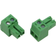 CON-P2652-P2 : Dinkle Mini Screw Terminal Plug, 2 way