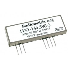 HX1-145.175-3 : VHF Narrowband Transmitter High Power, APRS, 145.175MHz, 300mW