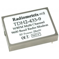 TDH2-433-9 : UHF High Power Multichannel Serial Modem