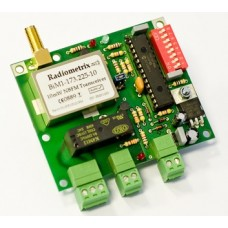 BD118 : Bi-directional RF Remote Control application boards