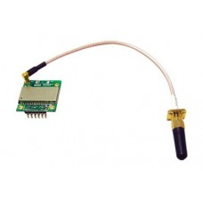 ESD110-01 : Bluetooth OEM Module, Class 1, V1.2. Includes external antenna and cable