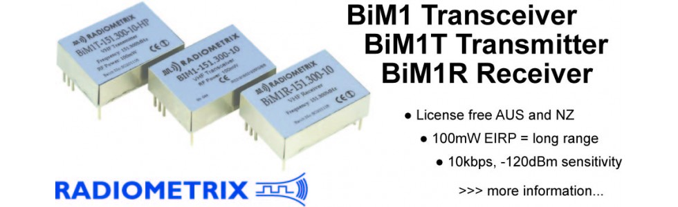 Radiometrix BiM