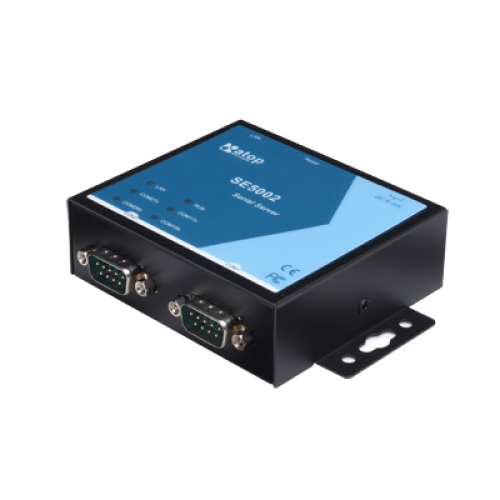 SE5002 : 2-Port Serial Device Server supporting RS-232, RS-422 and RS-485