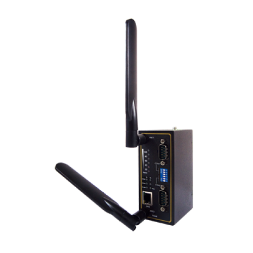 SW5502 : Industrial 802.11 abgn Wireless Serial Server