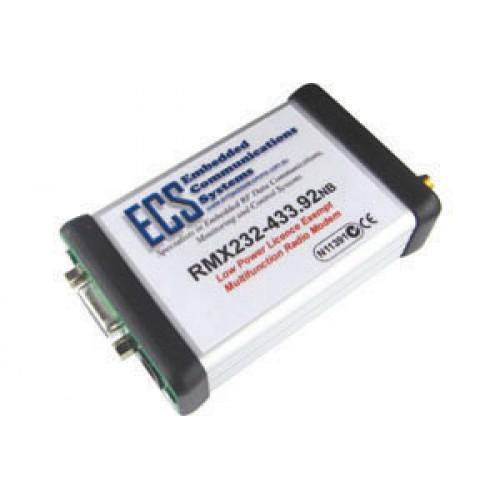 RMX232-433.920 : Radio Modem, RS232, UHF, 433.920MHz @ 10mW