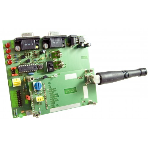 NBEK-EVAL : Narrow Band Module Evaluation Kit