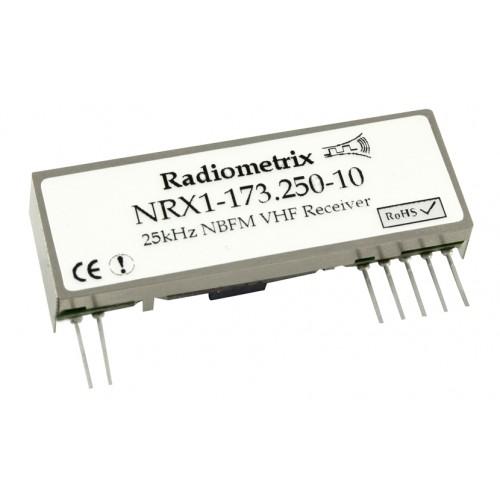 NRX1-151.300-10 : VHF Narrowband FM Receiver, 151.300MHz, 10kbps