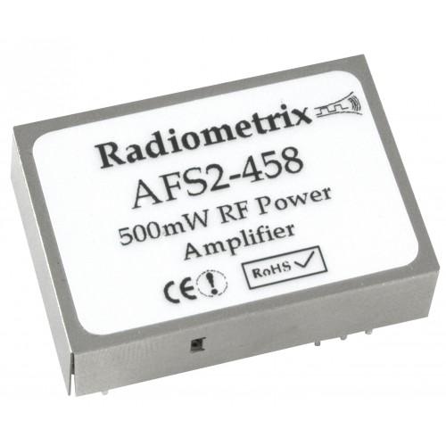 AFS2-458 : 500mW RF power amplifier module