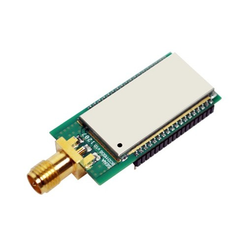 BCD110B-DS-SPP : Bluetooth Embedded OEM DIP, Class 1, RPSMA