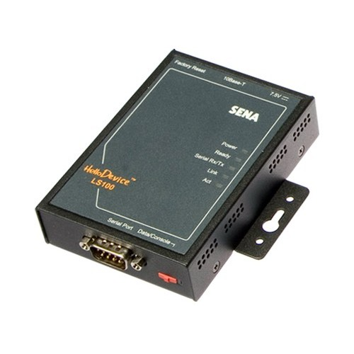 LS100-G01 : Single Port Serial Device Server. AU/NZ Plug Pack