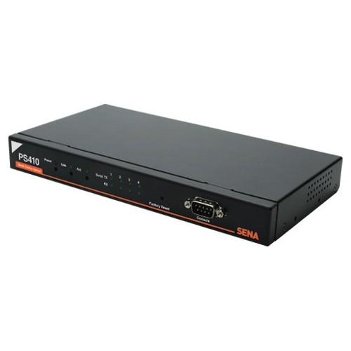 PS410-G01 : Four port Serial Device Server, AU/NZ Plug Pack