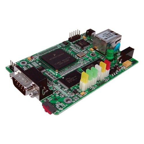 SS100B-G01 : Super Single Port Serial Device Server Board