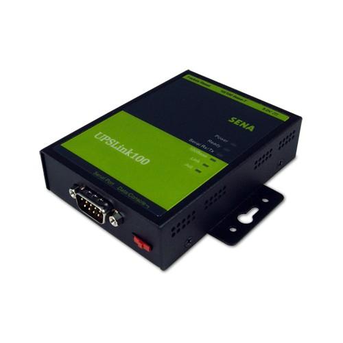 UPSLink100 : Single-port SNMP device server for UPS management